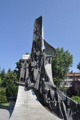 Częstochowa - Plac Pamięci Narodowej 04