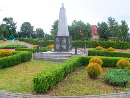 Katowice Kostuchna - pomnik Powstańców (7)