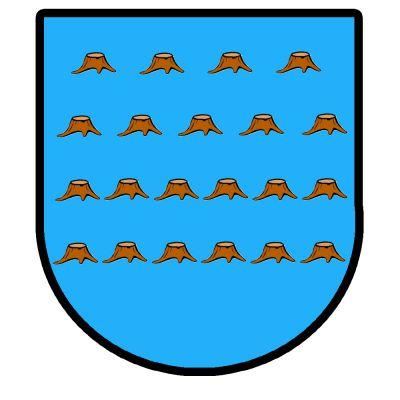 Herb sołectwa Poręba