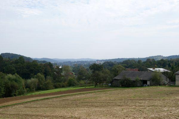 Poreba Spytkowska village,Brzesko county, Poland