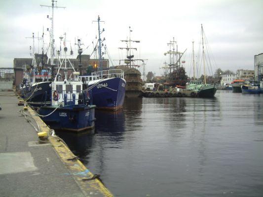 POL Ustka harbour 100-0002