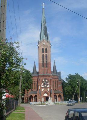 Kościół w Postoliskch