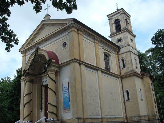 Kościół Zwiastowania Najświętszej Maryi Panny w Potulicach