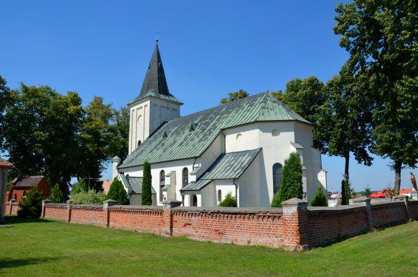 Prusce Kościół św. Stanisława 1