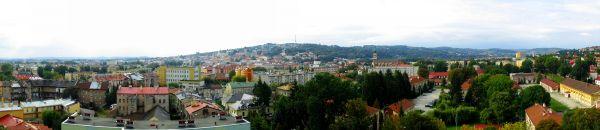 Przemyśl Panorama 15-09-2013