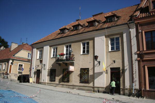 A.763 Dom Sandomierz Rynek 15