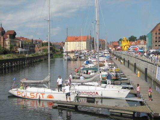 Brosen gdansk marina