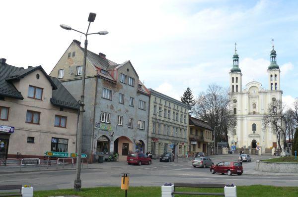 Pszow center