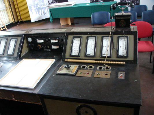 Gleiwitzer Radiosender - im Inneren