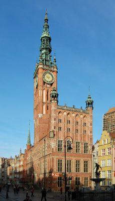 Ratusz Głównego Miasta w Gdańsku #37737