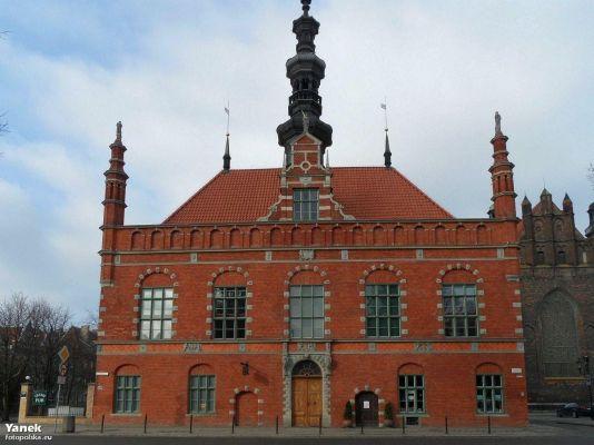 Gdańsk, Ratusz Staromiejski - fotopolska.eu (195237)