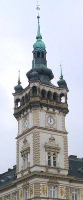 Bielsko-Biała, Town Hall, Tower