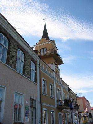 Lubaczow Ratusz miejski