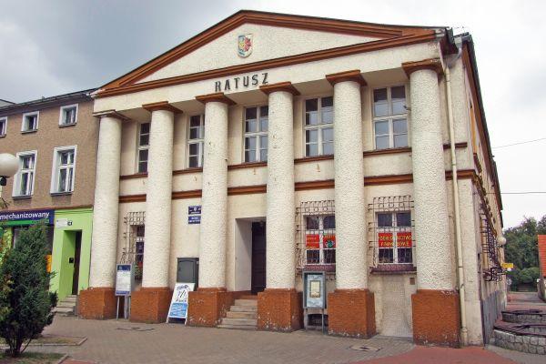 Ratusz w Oleśnie #37712