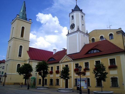 Ratusz w Polkowicach #37638