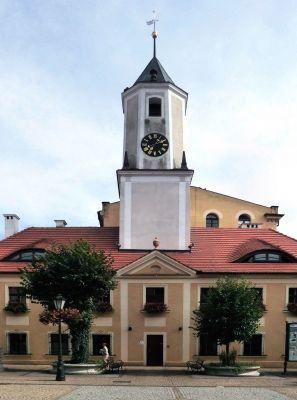 Polkowice -- Ratusz - (Zetem)