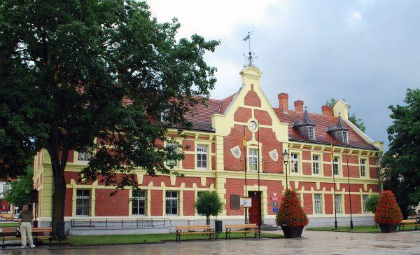 Ratusz w Starogardzie Gdańskim