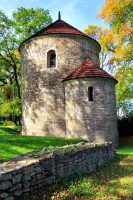 Rotunda w Cieszynie 1