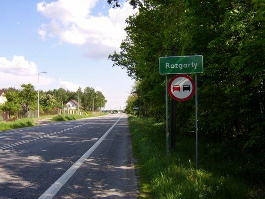 Rozgarty