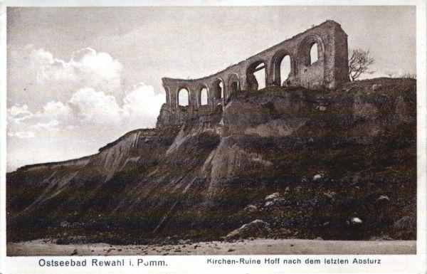 Rewahl Kirchen - Ruine Hoff