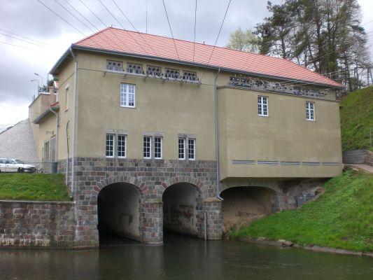 Rutczi - Elektrownia Wodna (2)