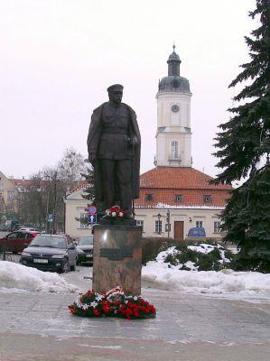 Rynek Kościuszki w Białymstoku