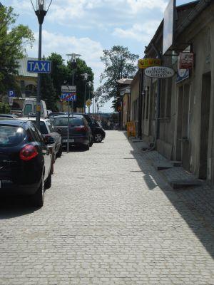 Rynek w Kłobucku