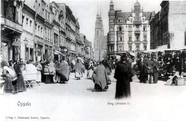 Oppeln ring 1904