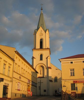 Kościół pw.WNMP w Oświęcimiu