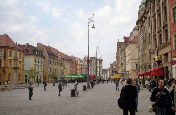 Wroclaw Rynek 2005 1
