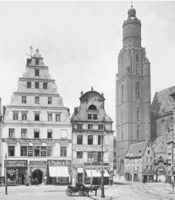 Wroclaw swElzbieta Rynek