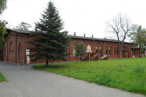 Stocznia Gdańska sala BHP