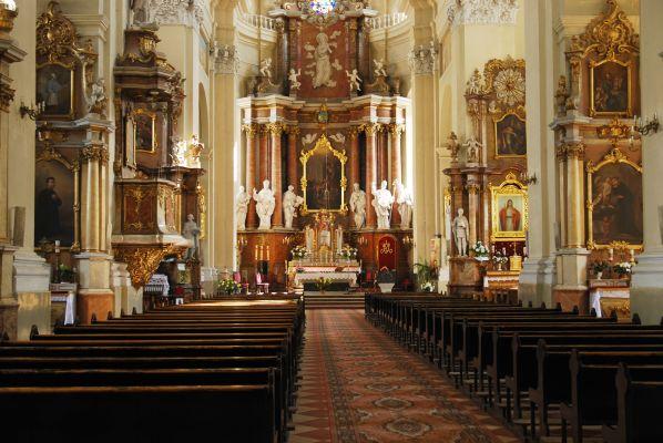 Sanktuarium Maryjne w Różanymstoku