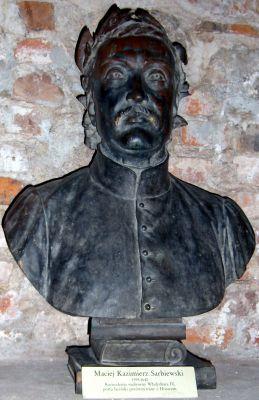 Maciej Kazimierz Sarbiewski