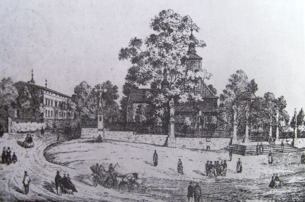 Katowice Bogucice - Kosciol 1
