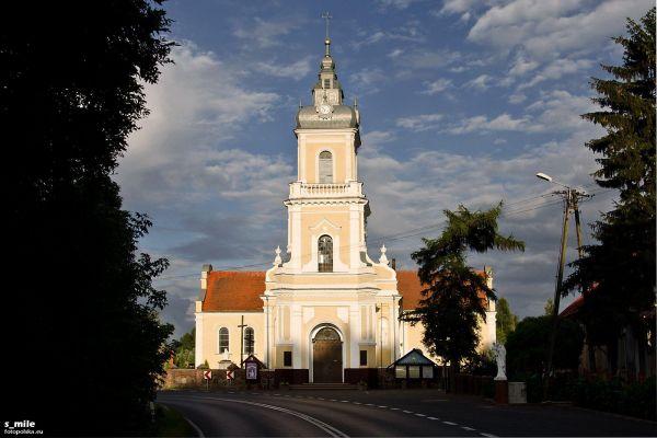 Skulsk, Sanktuarium Matki Bożej Bolesnej - fotopolska.eu (334627)