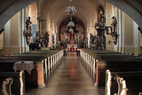 'Grodowiec - Kościół parafialny św. Jana Chrzciciela (zetem)