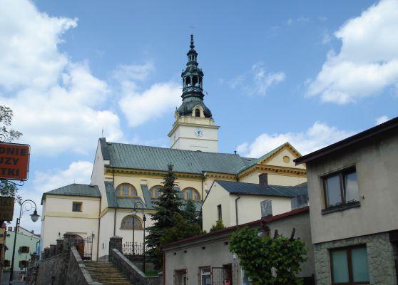 St Marcin and Małgorzata Church in Kłobuck2