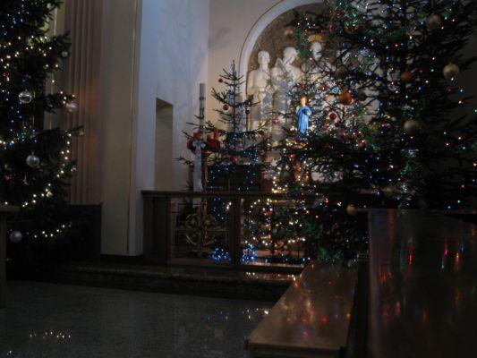 Sanktuarium Maryjne w Szczyrku4