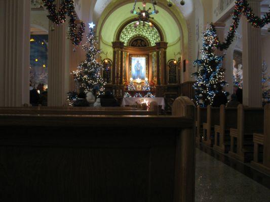 Sanktuarium Maryjne w Szczyrku5