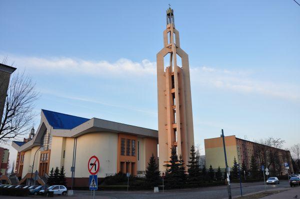Sanktuarium MB Jaworzno Osiedle 75
