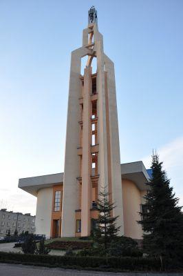 Sanktuarium Matki Bożej NP w Jaworznie 76