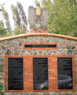 Rokitno, ogrody sanktuarium, litania do MB Rokitniańskiej (Aw58)