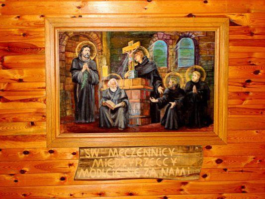Rokitno, Pustelnia Świętych Braci Męczenników Międzyrzeckich
