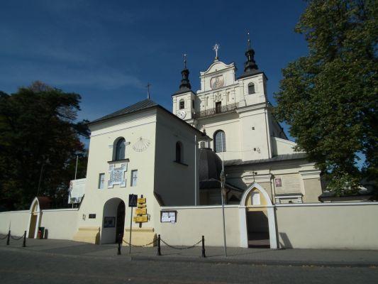 Kościół św. Jana Chrzciciela w Janowie Lubelskim - brama