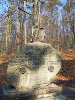 Koszalin - Góra Chełmska Żołnierzom Polskim