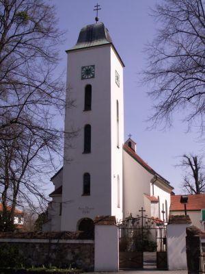 Kościół p.w. św. Mikołaja, Mikołów Bujaków