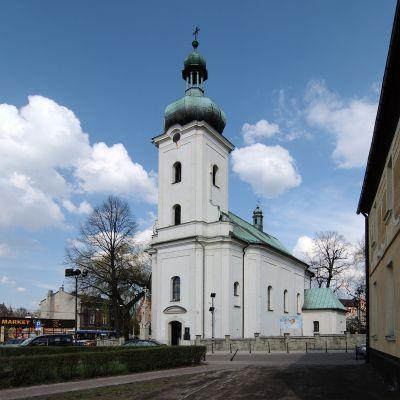 Ruda Śląska Sanktuarium Matki Boskiej z Lourdes DSC 7716