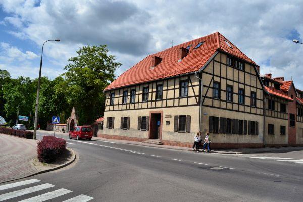 Mysliborz Sanktuarium (klasztor)