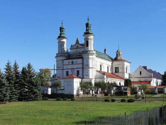 Wysokie kolo zespol klasztorny